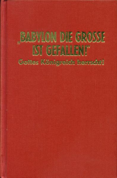 Babylon Die Große